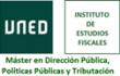 Máster en Dirección Pública, Políticas y Tributación (UNED-IEF)
